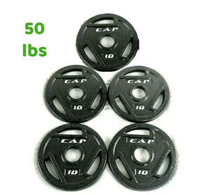 50Lb Olympic 6-Pc Plate Pack