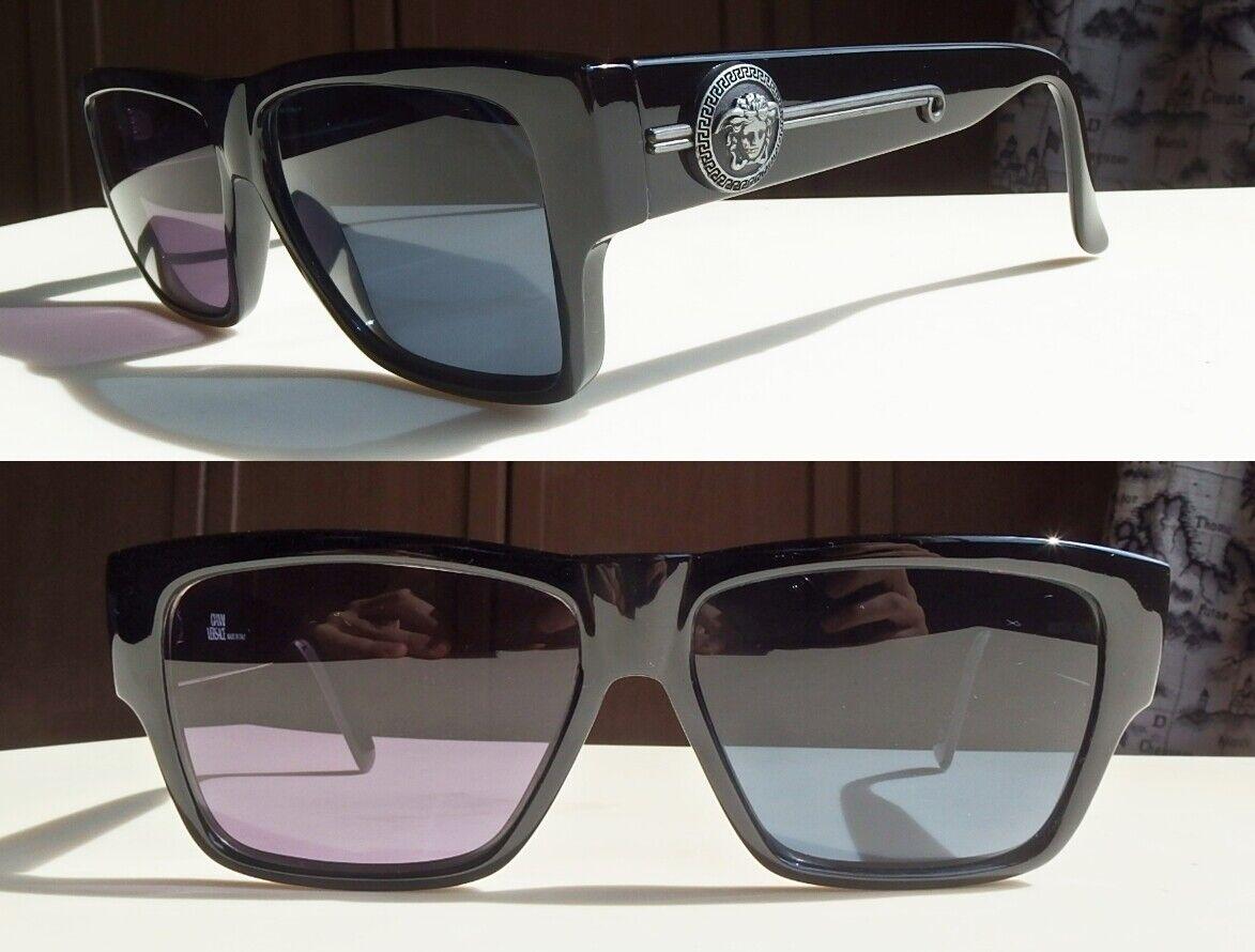 GIANNI VERSACE Vintage Sunglass Mod.372/N 852 Medusa Head (Please change lens)