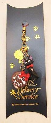 kiki's delivery service Phone Strap 03 Jiji Chocolate Studio Ghibli Japan