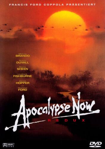 1 von 1 - APOCALYPSE NOW Redux - [DVD]
