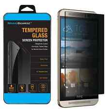 Privacy Anti-Spy Tempered Glass Screen Protector Shield for HTC One M9