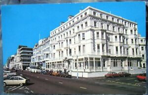 England The Mansion Hotel Grand Parade Eastbourne  unposted - Newent, United Kingdom - England The Mansion Hotel Grand Parade Eastbourne  unposted - Newent, United Kingdom