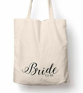 Image is loading Wedding-Party-Cotton-Tote-Bags-Hen-Do-Bridesmaid- 8b974ab85c02