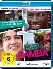 HEUTE BIN ICH SAMBA (Omar Sy, Charlotte Gainsbourg) Blu-ray Disc NEU+OVP