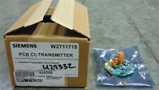 NEW Siemens W2T11715  Acutec 35 Gas Detection System Chlorine Transmitter Board