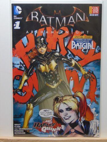 Batman Arkham Knight #1 Variant Convention Kick Off D.C Universe Comics CB4183