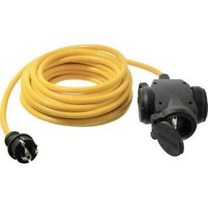 As-schwabe-61454-corrente-prolunga-16-a-giallo-3-m