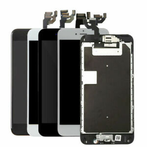 LCD-Display-Touch-Screen-Digitizer-Assembly-Home-Button-For-iPhone-6-6S-7-8-Plus