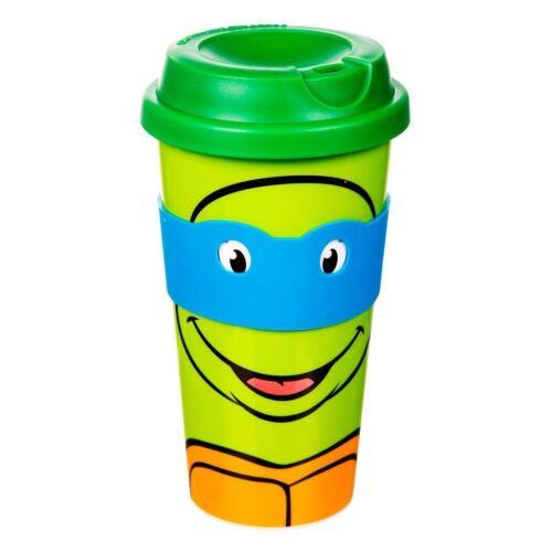 Teenage Mutant Ninja Turtles Travel Mugs TMNT Coffee Tea Kitchen Kids