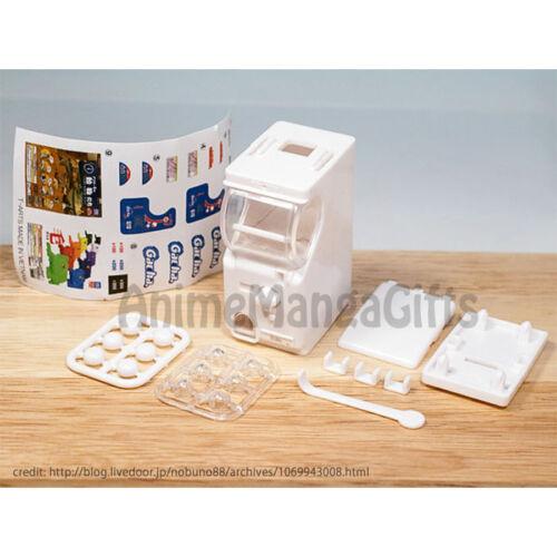 White Gacha 2EZ Mini Vending Machine TAKARA TOMY ARTS JAPAN