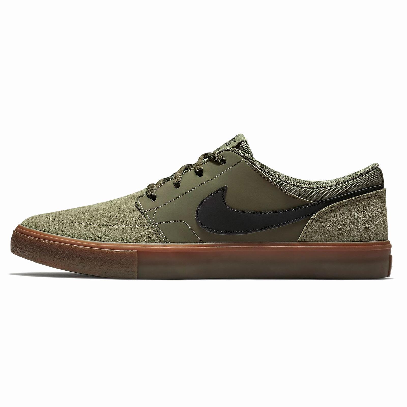 Nike SB Portmore II Solar 880266-200 Skateboard Skate Sneaker Sport Schuh