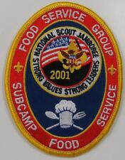 2001 National Boy Scout Jamboree Food Service Group Subcamp [P041]