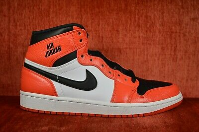 nike air jordan 1 retro high max orange