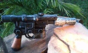 Han-Solo-Blaster-Prop-Replica-DL-44-w-Sound-Custom-Painted-Star-Wars-Cosplay