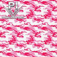 Hydrographic Film Hydro Dipping Water Transfer Print Hydrodip Pink Camo Mc240