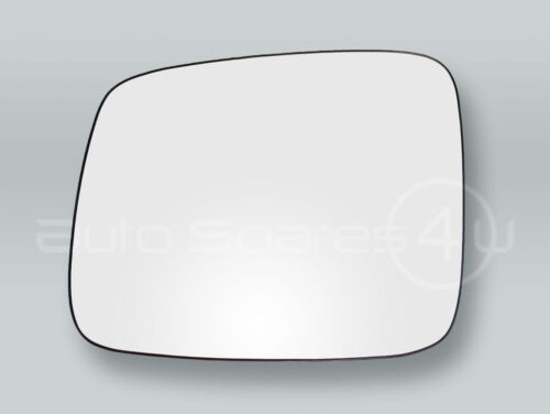 Manual Door Mirror Glass and Backing Plate LEFT fits 1993-2003 VW ...