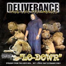 Lo-Down: Deliverance: Thug Life  Audio CD