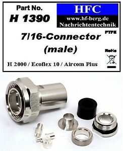 1-Stueck-7-16-Stecker-Ecoflex-10-Aircom-Plus-H-2000-Flex-50-H1390