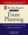 We the People's Guide to Estate Planning: A Do-it-Yourself Plan for Creating a Will and Living Trust by Linda Distenfield, Ira Distenfield (Paperback, 2005)