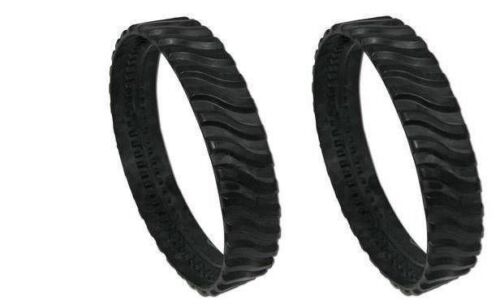 2PK Zodiac Baracuda MX8 MX6 Swimming pool Cleaner Wheel Track Tire R0526100