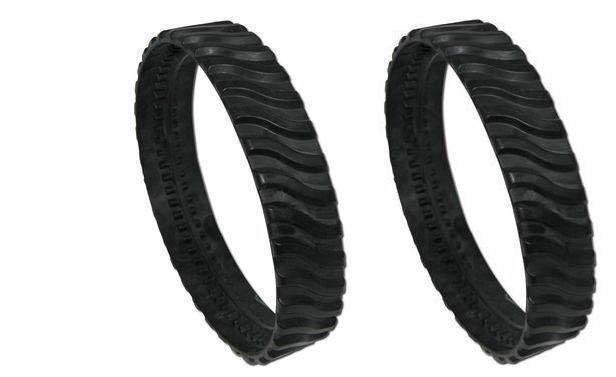 2X Tracks Tyres Tire Wheel For Zodiac MX8 MX6 Baracuda Pool Cleaner R0526100