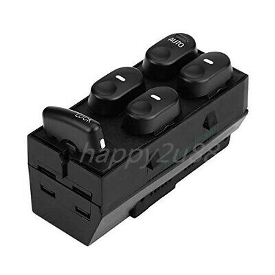 Master Power Window Lock Switch for Buick Century Regal 1997-2005 10433029 US