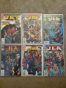 JUSTICE-LEAGUES-2001-1-6-COMPLETE-MINI-SERIES-JLA