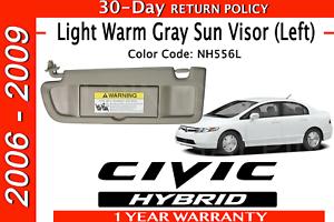 Image Is Loading Genuine Honda Oem 06 09 Civic Hybrid Gray