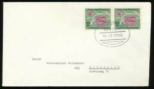 Lippstadt FöRderung Der Produktion Von KöRperflüSsigkeit Und Speichel SchöN 649340 Hagen Bund Bahnpost / Überlandpostblg