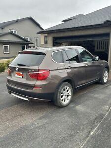 2011 BMW X3 28i