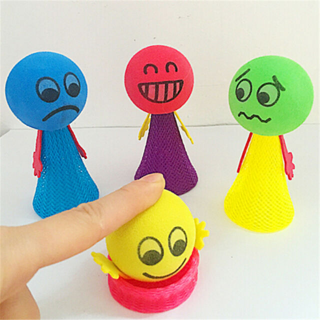 2x Jump Doll Bounce Elf Fly Creative Children Kids Baby Educational Toys Gift ES