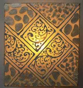 Applique-in-resina-e-madreperla-bianca-cm-27x13x30-etnico-luce-da-muro-moderno