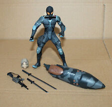 2001 Metal Gear Solid 2 Sons of Liberty Raiden Action Figure McFarlane