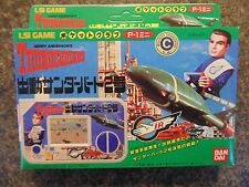 THUNDERBIRDS BANDAI VINTAGE LCD GAME NEW OLD STOCK !! 1992 BOXED PERFECT RETRO