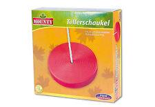 Mounty Kunststoffschaukel Schaukelsitz  Schaukel Kunststoff Tellerschaukel PVC