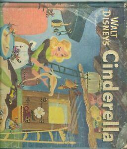 WALT-DISNEY-S-CINDERELLA-1950-HARD-COVER