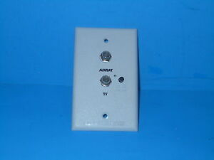 RV-DUAL-SATELITE-TV-READY-WITH-ON-OFF-SWITCH-WHITE-FREE-SHIPPING