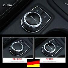 AMG Emblem Multimedia Control Aufkleber Drehregler AMG Logo Sticker Mercedes
