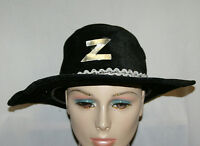 Zorro Hat The Legend Of Zorro Black Hat