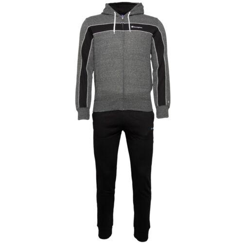 Champion Hooded Full Zip Suit Trainingsanzug Herren Fitness Sportanzug 214895
