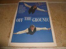 Paul McCartney Wings Fun Club Sandwich Magazine # 65 Spring 1993 Beatles