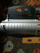 Scotch Thermal Laminator Mn Tl901 With Two Temp Settings 35 Mil Great Condition
