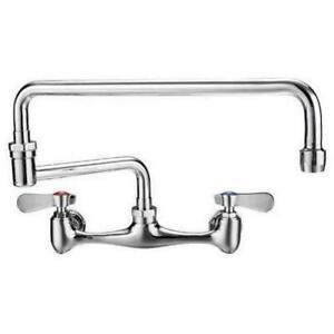 Commercial-8-034-Center-Wall-Mount-Faucet-18-034-spout