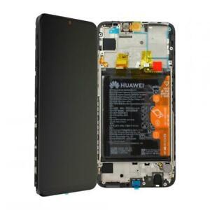 Original-Huawei-P-Smart-2019-pot-l21-ecran-LCD-avec-cadre-et-batterie-Noir