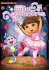 Dora The Explorer Dora's Ballet Adven - DVD Region 1
