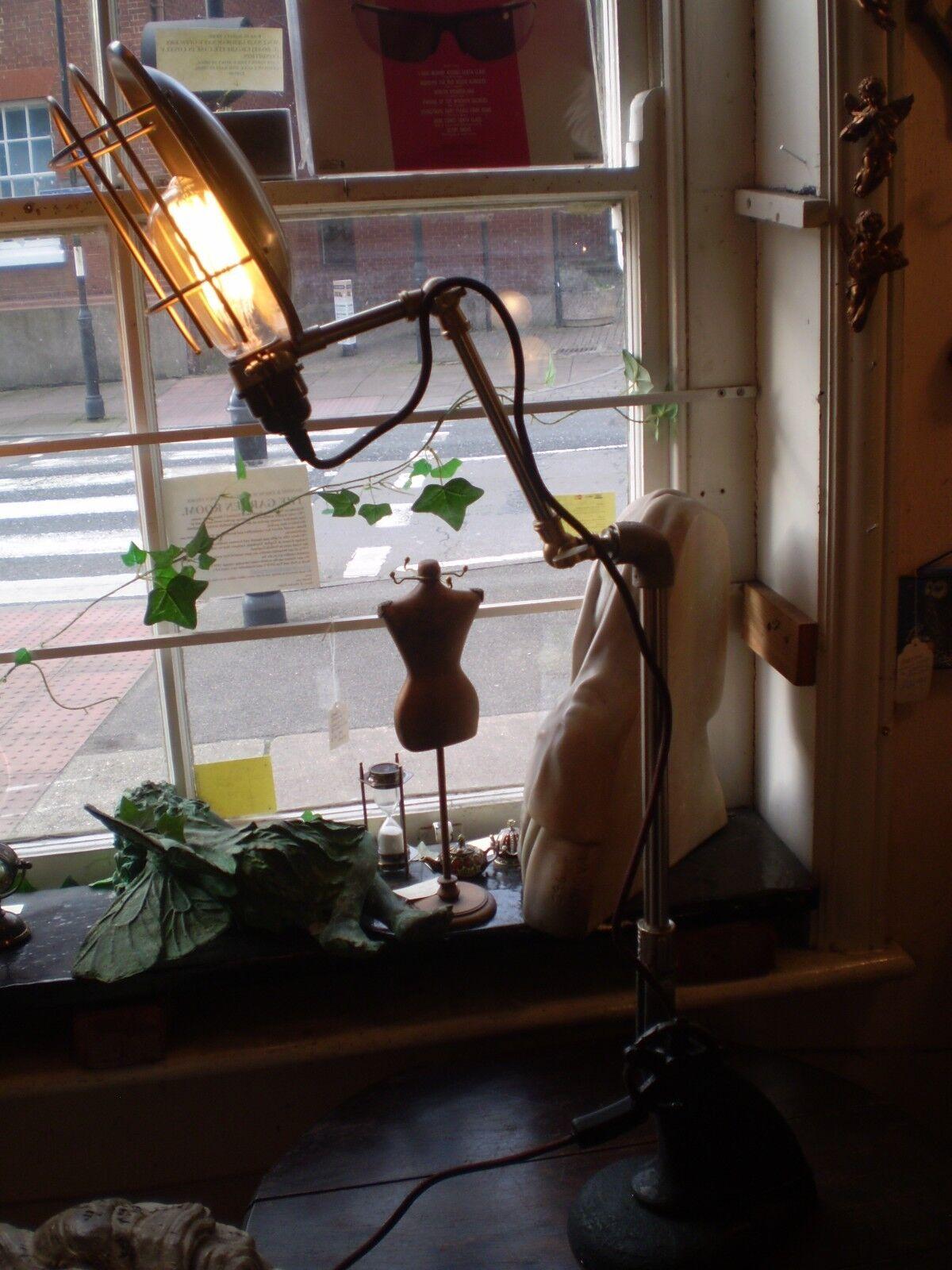 garanzia di credito Alla moda moda moda NICKEL LONDON DESIGN Lampadina Eclectic Edison style.adjustable  bellissima