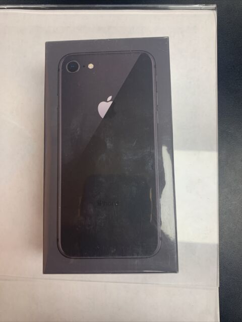 Apple iphone 8 64gb Space Gray Unlocked Cdma Gsm Brand New Sealed In Box.