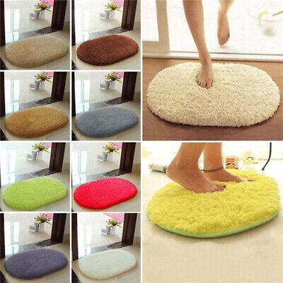 Kitchen Bathtub Floor Doormat Bath Mat Bathroom Carpet Anti Slip For 40*60cm