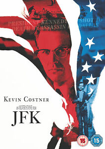 JFK-1992-DVD