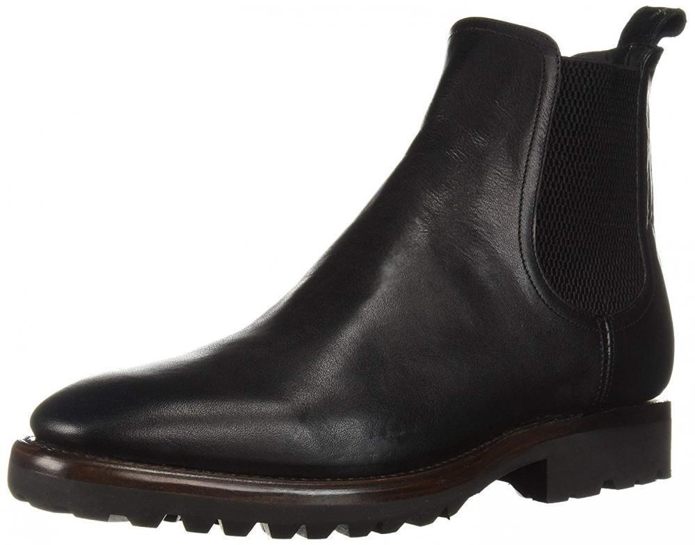 FRYE Men's Weston Lug Chelsea Ankle avvioie